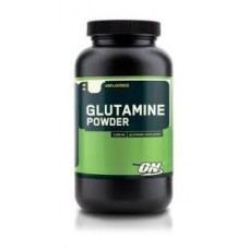 Optimum Nutrition ON, Glutamine Powder Глютамин, 300 грамм