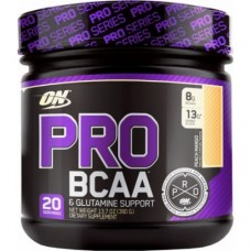 ON Optimum Nutrition, Pro BCAA+ Glutamine Глютамин, 390 грамм