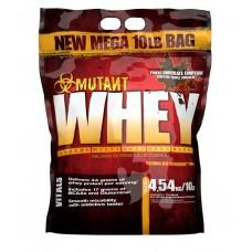 Mutant, Protein Whey Протеин, клубника, ваниль, 4,5 кг