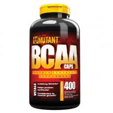Mutant, BCAA 400 caps/капсул
