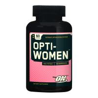 Optimum Nutrition ON, Opti-women Женские мультивитамины, 60 таблеток