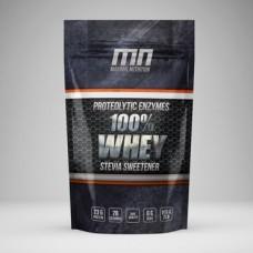 Maximal Nutrition MN, 100% Whey с ферментами лучшего усвоения, шоколад, 909 грамм