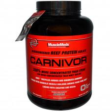 MuscleMeds, Carnivor Говяжий изолят, 2,1 кг