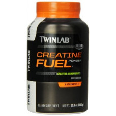 Twinlab, Creatine Fuel Powder Креатин, 300 грамм