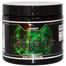 AI Sports Nutrition, Кофеин, 240 капсул