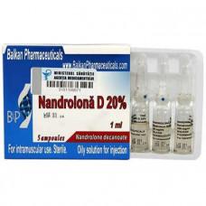 Balkan Pharmaceuticals, Нандролон Деканоат 200 мг/мл, 10 ампул