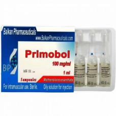 Balkan Pharmaceuticals, Primobol Primobolan Примоболан Примобол 100 мг/мл 10 ампул