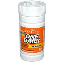 21st Century Health Care, Женские мультивитамины, 100 таблеток