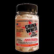Cloma Pharma, Жиросжигатель China White 25, 100 таблеток