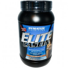 Dymatize, Казеин Elite Casein, Rich Chocolate, шоколад 909 грамм