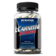 Dymatize, L-Carnitine Xtreme L-Карнитин, 60 капсул