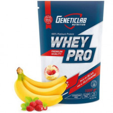 GeneticLab, Сывороточный протеин Whey Pro, 1 кг