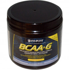 MRM, BCAA+G, 180 грамм
