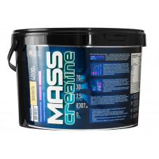 R-Line, Гейнер MASS Creatine с креатином 30% белка, 4 кг