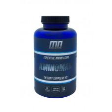 Maximal Nutrition MN, AminoMax, 200 капсул