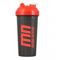 Maximal Nutrition, Шейкер чёрно-красный, 700 мл