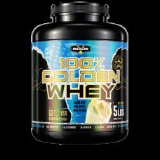 Maxler, 100% Golden Whey 5 lbs, 2,27 кг
