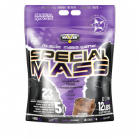 Maxler, Гейнер Special Mass Gainer 12 lbs, 5,45 кг