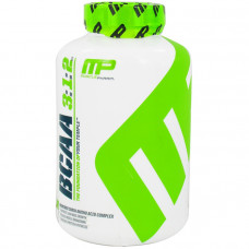 MusclePharm MP, BCAA 3:1:2, 240 капсул