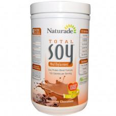 Naturade, Total Soy Заменитель пищи шоколадный, 507 грамм