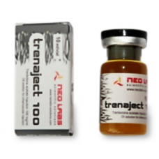 Neo Labs, Trenaject 100 Trenbolone Acetate Тренболон Ацетат 100 мг/мл 10 мл