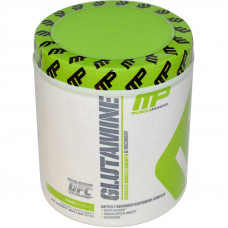 MusclePharm MP, Glutamine, Core Series, 300 грамм