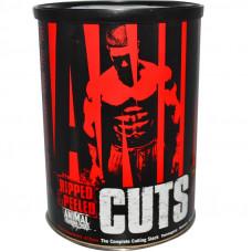 Universal Nutrition UN, Жиросжигатель Animal Cuts, 42 пакетика