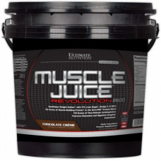 Ultimate Nutrilon UN, Гейнер Muscle Juice Revolution шоколад, 5040 грамм