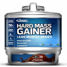 Inner Armour, Hard Mass Gainer Гейнер c креатином шоколад, 6,8 кг