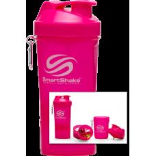 Smartshake, Шейкер Neon Pink, неоново-розовый