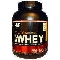 Optimum Nutrition ON, 100% Whey Gold Standard, 2,27 кг