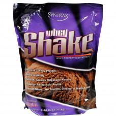 Syntrax, Сывороточный протеин Whey Shake шоколад, ваниль, 2,3 кг