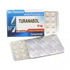 Balkan Pharmaceuticals, Туринабол 10 мг, 100 таблеток
