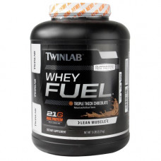 Twinlab, Протеин Whey Fuel, 2,27 кг