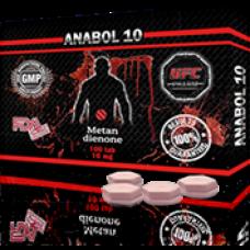 UFC PHARM, ANABOL 10 Анабол Метан Метандиенон 10 мг, 100 таблеток