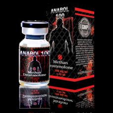 UFC PHARM, ANABOL 100 Анабол Инъекционный Метан Метандростенолон 100 мг/мл 10 мл