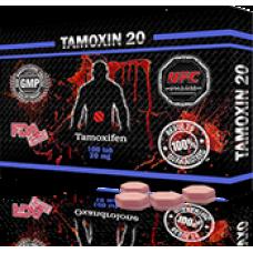 UFC PHARM, TAMOXIN 20 Тамоксифен 20 мг, 50 таблеток