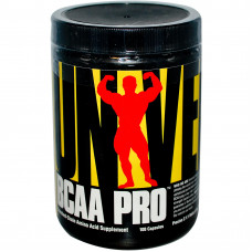 Universal Nutrition UN, BCAA Pro, 100 капсул