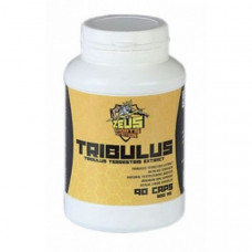 Zeus Nutrition, Tribulus 500 mg, Трибулус 500 мг, 90 капсул, 90% сапонинов