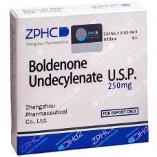 ZPHC, Болденон Ундесиленат Boldenone Undecylenate 250 мг/мл 10 ампул