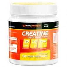 PureProtein, Creatine Креатин, 200 грамм