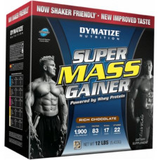 Dymatize, Super MASS Gainer Супер Масс Гейнер, 5,4 kg
