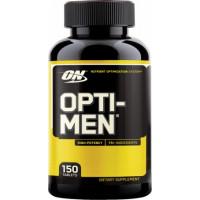 ON Optimum Nutrition, Мультивитамины Opti-Men, 150 таблеток