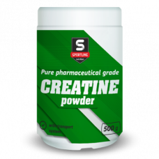 SportLine, Creatine powder with Transport System, 500 грамм