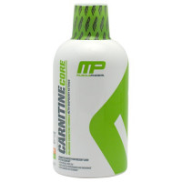 MusclePharm MP, Жидкий L-Carnitine L-карнитин Core, цитрус, 473 мл