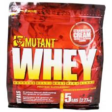 Mutant, Protein Whey шоколад, 2,3 кг