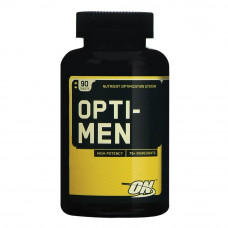 Optimum Nutrition ON, Мультивитамины Opti-men, 90 таблеток