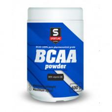 SportLine, BCAA powder с витамином B6, 500 грамм