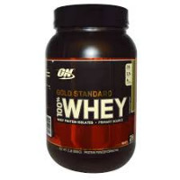 ON Optimum Nutrition, 100% Whey Gold Standard, 900 грамм